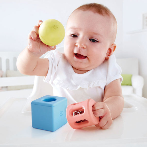 Hape Geometric Rattle