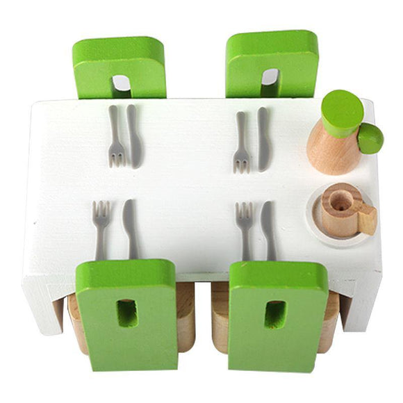 Hape Doll House Dining Room - ECOBUNS BABY + CO.