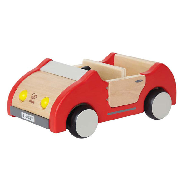 Hape Doll House Family Car