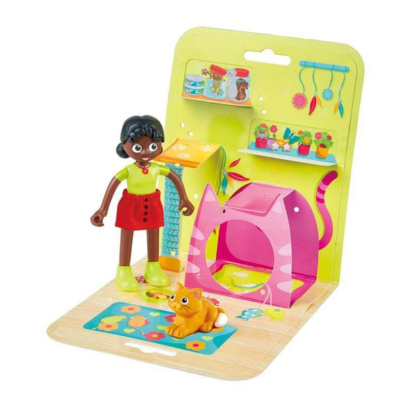 Hape Adventure Kids - Cat