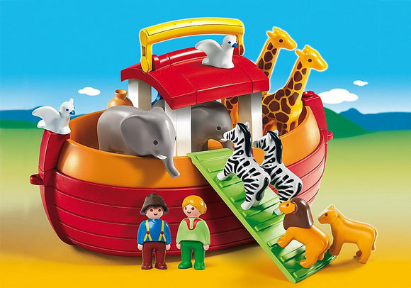Playmobil Take Along 1.2.3. Noah's Ark