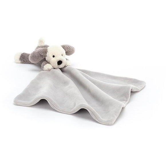 JellyCat Bashful Soother - Smudge Puppy