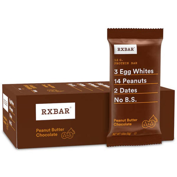 RxBar - Peanut Butter Chocolate (single bar)