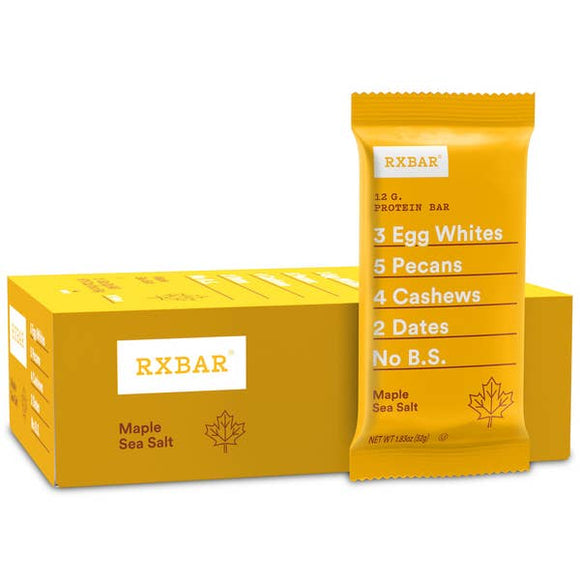 RxBar - Maple Sea Salt (single bar)