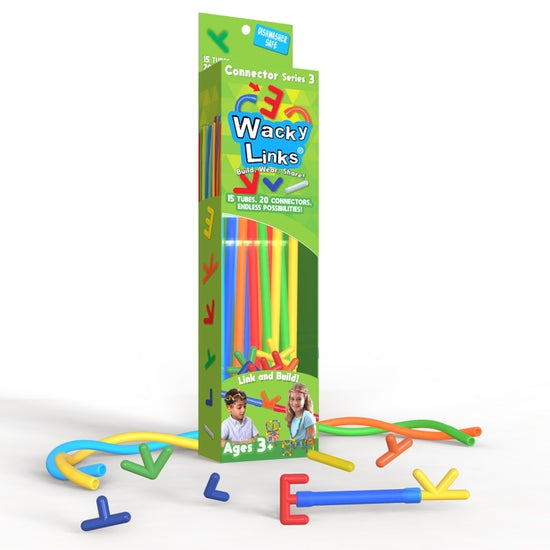 Wacky Links Kit - Connector Series 3