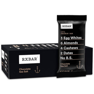 RXBAR Chocolate Sea Salt Protein Bar (single bar)