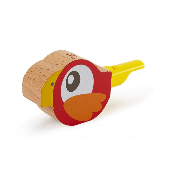 Hape Red Bird Whistle