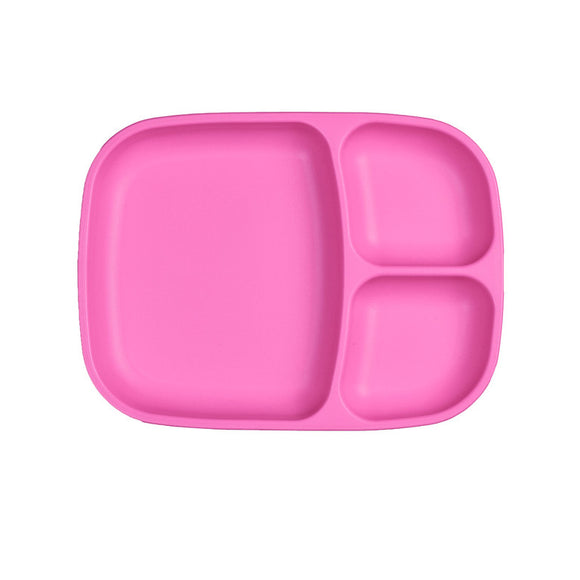 Re-Play Divided Tray Bright Pink