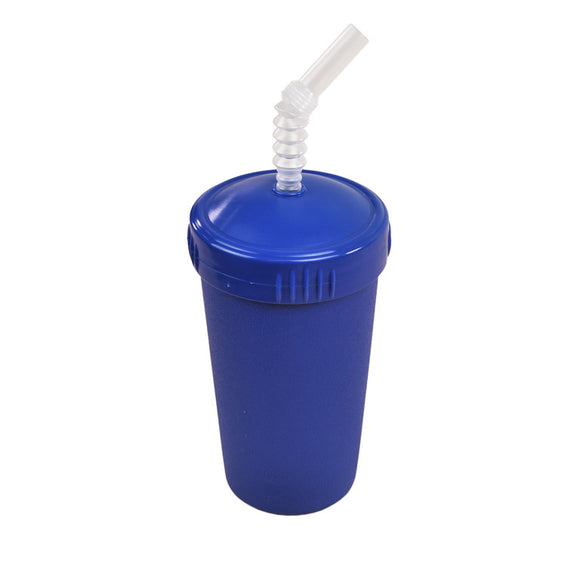 Re-Play Straw Cup - Navy Blue