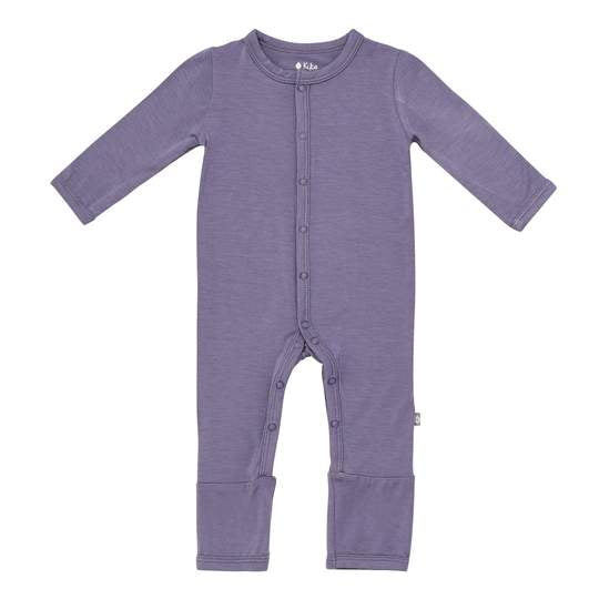 Kyte Baby Snap Romper - Orchid
