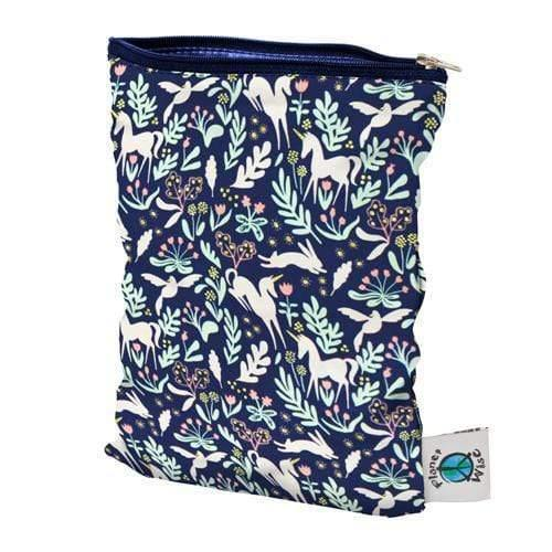 Planet Wise Small Wet Bag - Enchanted Unicorn