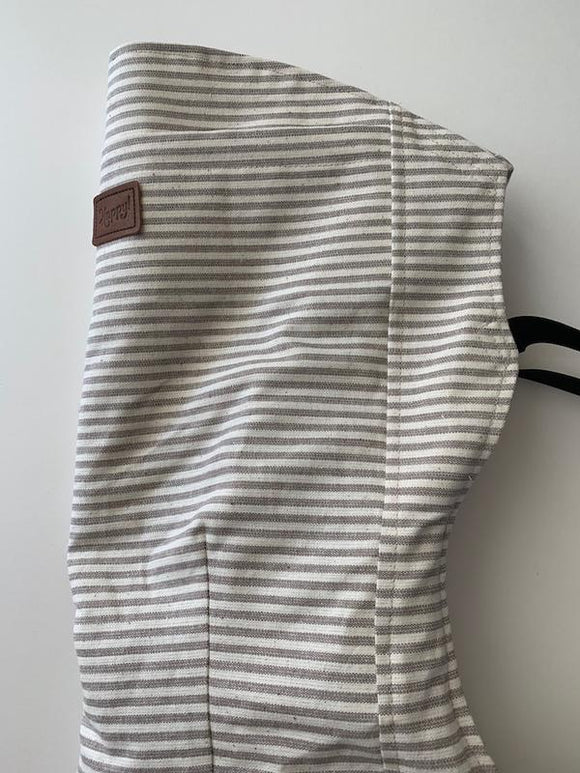 Happy Baby Original Baby Carrier - Stone Stripe