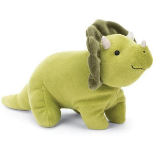 JellyCat Mellow Mallow Triceratops Large - ECOBUNS BABY + CO.