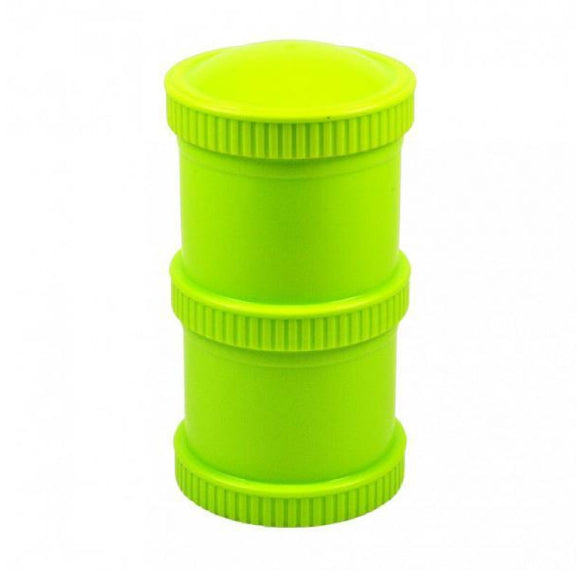 Re-Play Snack Stack - Lime Green