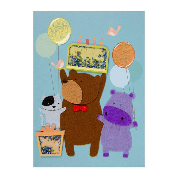 Papyrus Juvenile Birthday Greeting Card - ECOBUNS BABY + CO.