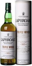 Charger l'image dans la galerie, Laphroaig Triple Wood Islay Single Malt Scotch Whisky (1 x 0.7l)