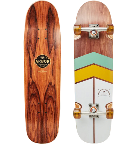 Arbor Cucharon Foundation Mini Cruiser