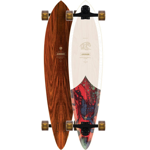 Arbor Fish 37 Groundswell Longboard 2021