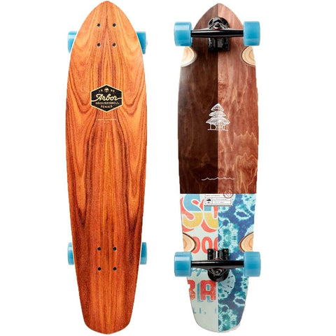 Arbor Mission Groundswell Longboard