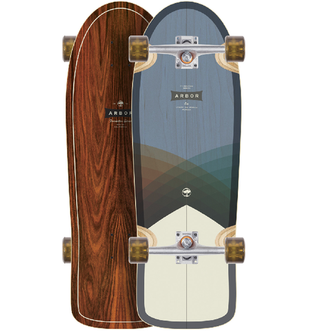 Arbor Oso Foundation Longboard 2021