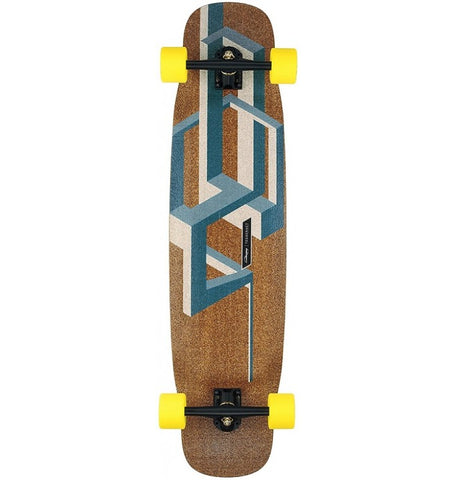Loaded Basalt Tesseract Longboard - Dark Blue