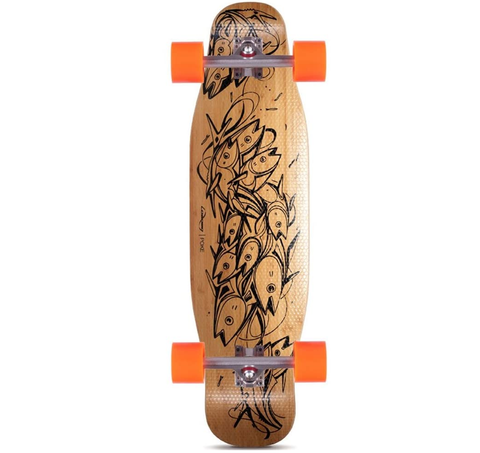 Loaded Poke Complete Longboard Carver Setup