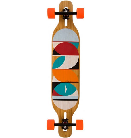 Loaded Dervish Sama Complete Longboard