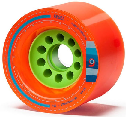 Orangatang Kegel Longboard Wheels Orange 80mm 80a