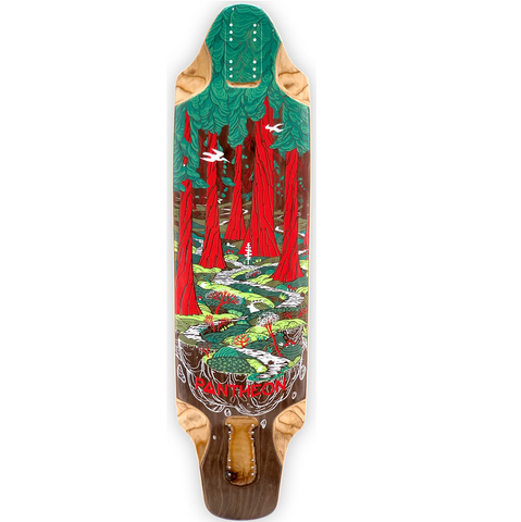 Pantheon CHiller Longboard Deck