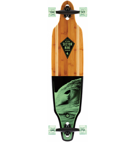 Sector 9 Bico Lookout Longboard Complete