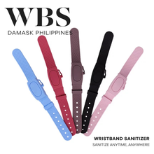 Load image into Gallery viewer, WBS: Wristband Sanitizer