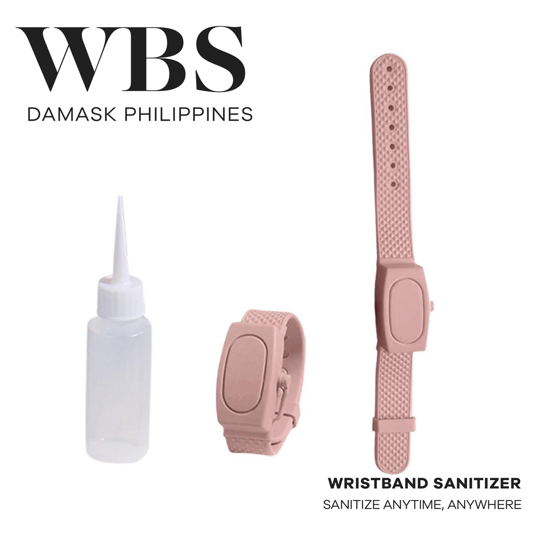 WBS: Wristband Sanitizer