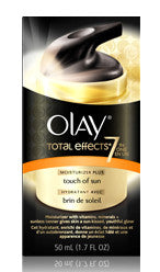 OLAY TOTAL EFFECTS CREAM TOUCH OF SUN 50ML - Queensborough Community Pharmacy
