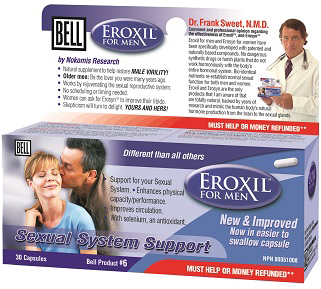 BELL LIFESTYLES EROXIL FOR MEN #6 - Queensborough Community Pharmacy