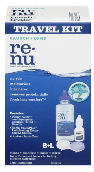 RENU MULTIPLUS TRAVEL SIZE 60ML - Queensborough Community Pharmacy