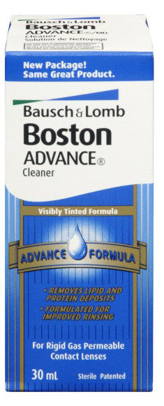 BOSTON ADVANCE CLEANER 30ML - Queensborough Community Pharmacy