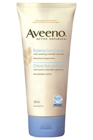 AVEENO BABY ECZEMA CARE CREAM 166ML - Queensborough Community Pharmacy