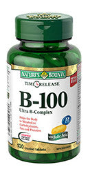 NATURE'S BOUNTY B100 ULT B TAB 100'S - Queensborough Community Pharmacy
