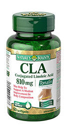 NATURE'S BOUNTY CLA SOFTGELS 50'S - Queensborough Community Pharmacy
