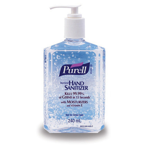 PURELL HAND SANITIZER 236ML - Queensborough Community Pharmacy