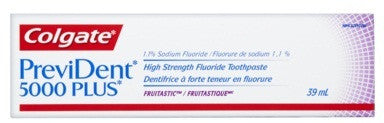 PREVIDENT 5000 PLUS FRUITASTIC 39ML - Queensborough Community Pharmacy - 1