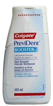 PREVIDENT BOOSTER SPEARMINT 100ML - Queensborough Community Pharmacy