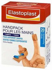 ELASTOPLAST HANDPACK 20'S - Queensborough Community Pharmacy