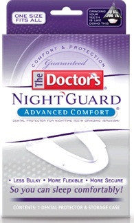 THE DOCTOR'S NIGHTGUARD ADVANCE 1'S - Queensborough Community Pharmacy