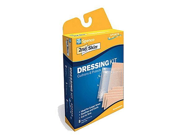 2ND SKIN DRESSING KIT 1'S - Queensborough Community Pharmacy