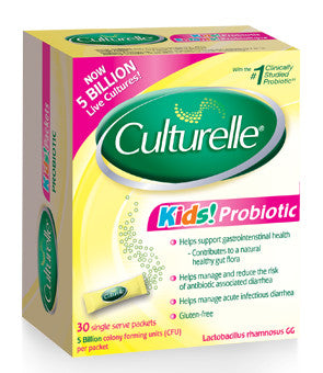 CULTURELLE KIDS PROBIOTIC 30'S - Queensborough Community Pharmacy