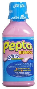 PEPTO BISMOL X-STR 350ML - Queensborough Community Pharmacy