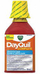 DAYQUIL SEVERE COLD & FLU 236ML - Queensborough Community Pharmacy