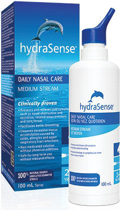 HYDRASENSE MEDIUM STREAM 100ML - Queensborough Community Pharmacy