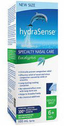 HYDRASENSE EUCALYPTUS 100ML - Queensborough Community Pharmacy